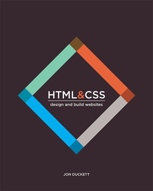HTML & CSS by Jon Duckett